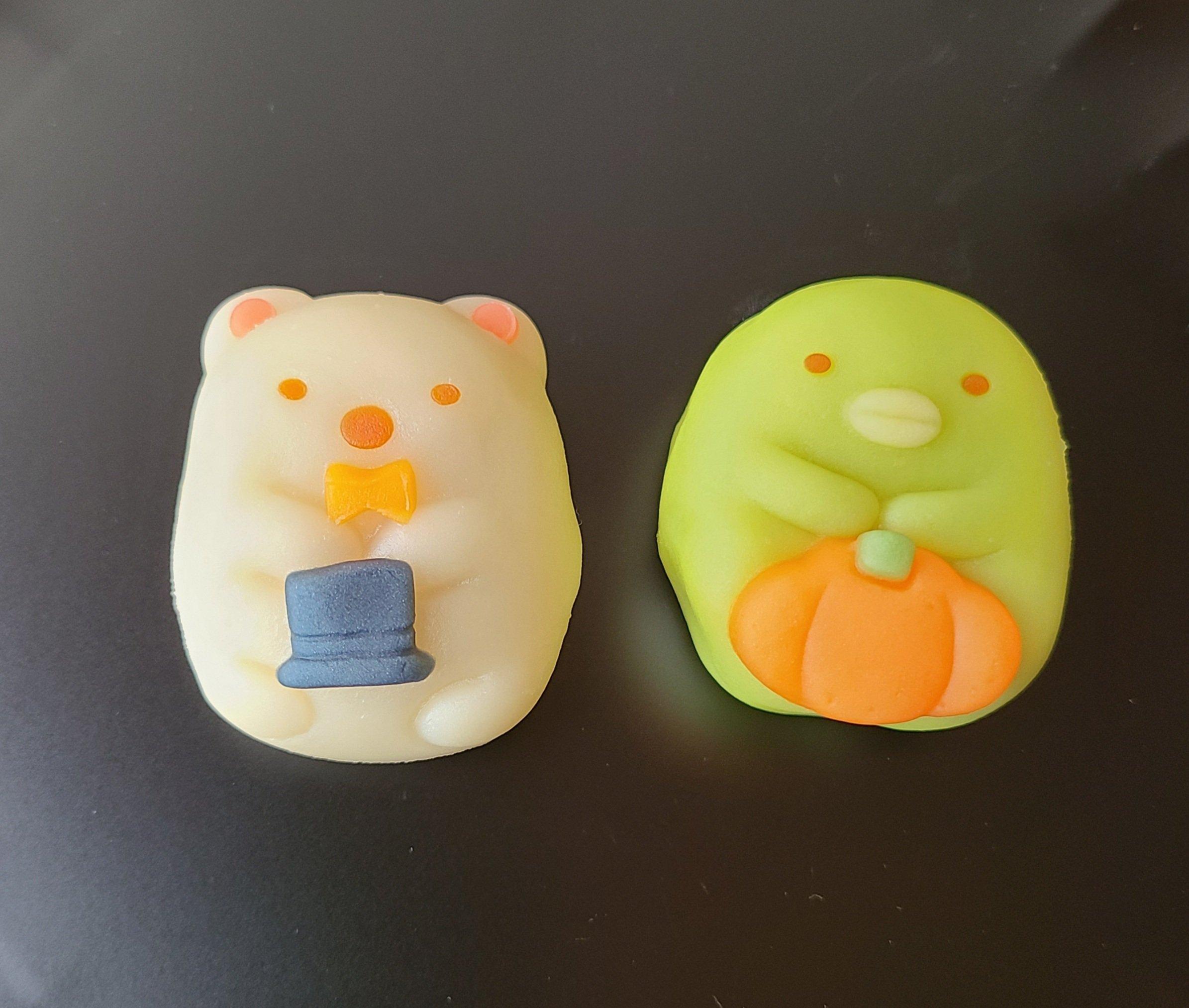 「すみっコぐらし」の和菓子をレポート。ふだん和菓子に食べない方へおすすめしたい