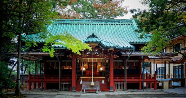赤坂氷川神社オフィシャルサイト